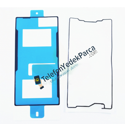 Xperia Z5 Compact Arka Kapak Contası ve Ekran Contası